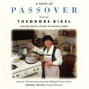 A taste of passover (live at new england conservatory's jordan hall / 1998). Live At New England Conservatory's Jordan Hall / 1998 cover image