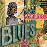 Any woman's blues cover image