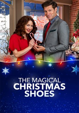 The Magical Christmas Shoes image cover