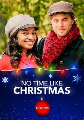 No Time Like Christmas, book cover