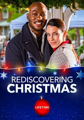 Rediscovering Christmas image cover