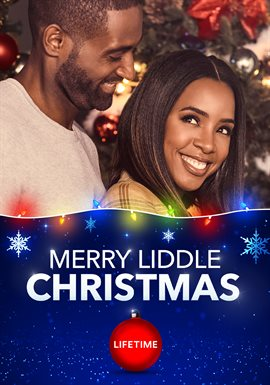 Merry Liddle Christmas image cover