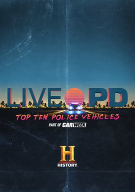 Top 10 Police Vehicles