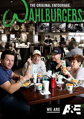 Cover image for Wahlburgers - Season 8