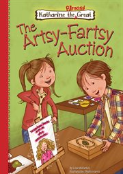 The artsy fartsy auction cover image