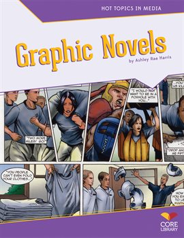 Cover image for Graphic Novels