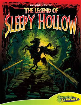The Legend of Sleepy Hollow, book cover