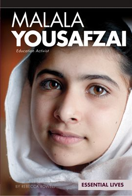 Cover image for Malala Yousafzai