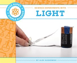 Science Experiments with Light