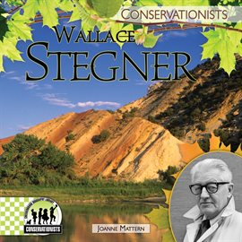 Cover image for Wallace Stegner