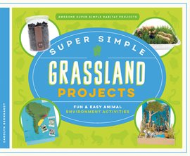 Cover image for Super Simple Grassland Projects