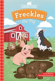 Freckles the pig cover image