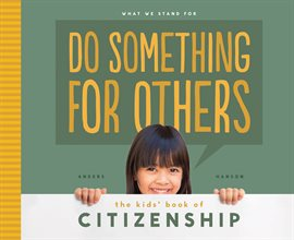 Do Something for Others
