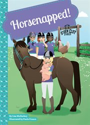 Horsenapped! cover image