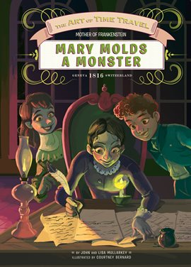 Cover image for Mary Molds a Monster