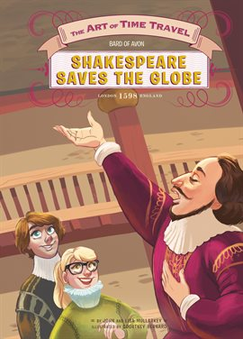 Cover image for Shakespeare Saves the Globe