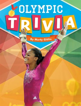 Olympic Trivia by Marty Gitlin
