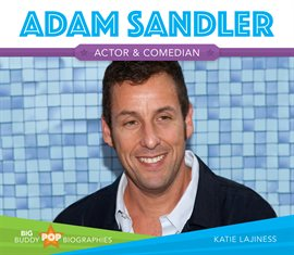 Cover image for Adam Sandler
