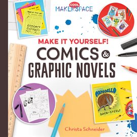 Cover image for Comics & Graphic Novels