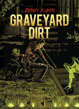 Cover image for Graveyard Dirt
