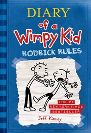 Diary of a wimpy kid. Rodrick rules cover image