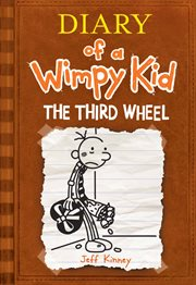 Diary of a wimpy kid : the third wheel cover image