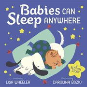 Babies can sleep anywhere cover image