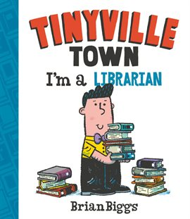 Cover image for I'm a Librarian