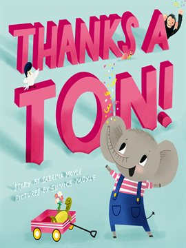 Cover image for Thanks a Ton!