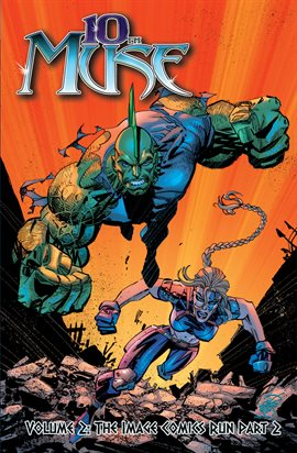 10th Muse Vol. 2: The Image Comics Run Part 2