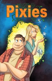 Pixies. Issue 1-4 cover image