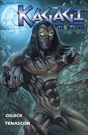 Kagagi : the Raven. Issue 1-3 cover image