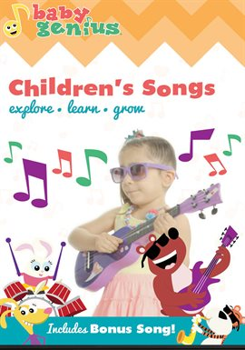 Cover image for Children's Songs