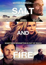 Salt and fire cover image