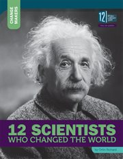 12 scientists who changed the world cover image