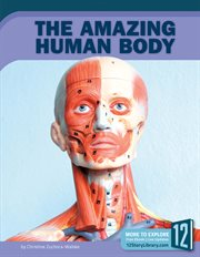 The amazing human body cover image