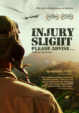 Injury Slight / Norlan Alvarez