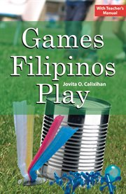 Games Filipinos play cover image
