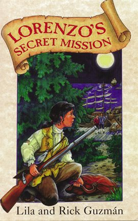Cover image for Lorenzo's Secret Mission
