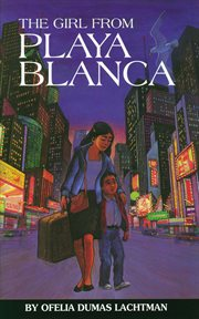 The girl from Playa Blanca cover image