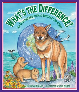 What's the Difference? An Endangered Animal Subtraction Story