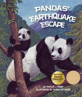 Cover image for Pandas' Earthquake Escape