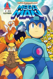 Sonic the Hedgehog Mega Man: worlds collide. Issue 2, Into the warzone cover image