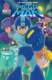 Mega Man. Issue 4, Spiritus ex machina cover image