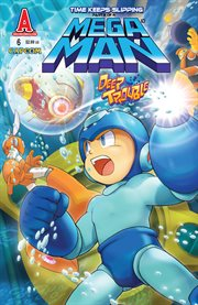 Mega Man. Issue 6, Breaking point cover image
