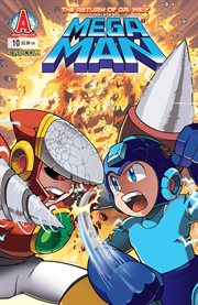 Mega man. Issue 10 cover image