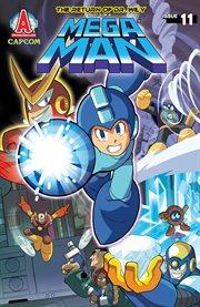 Mega man. Issue 11 cover image