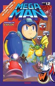 Mega man. Issue 12 cover image