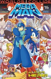 Mega man. Issue 24 cover image