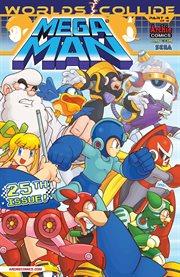 Mega man. Issue 25 cover image